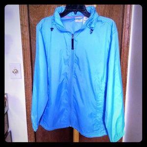 L.L. Bean Light Blue Women's Jacket